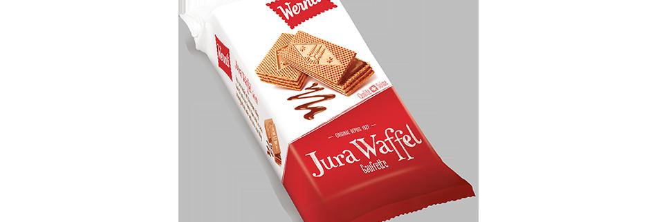 Gauferettes Jura Waffel Wernli 250g