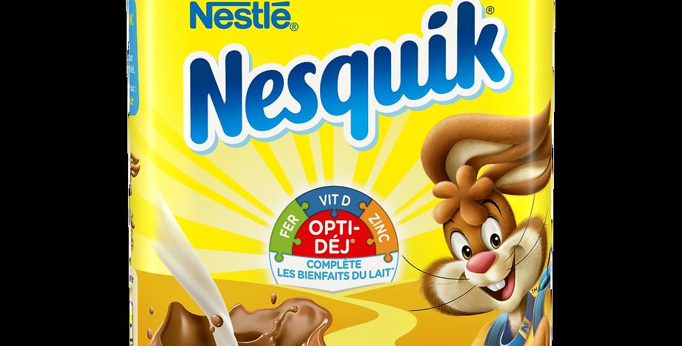 Boisson cacaotée boite Nesquik