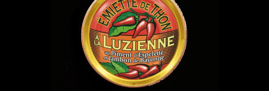 Émietté de thon à la Luzienne la belle-iloise