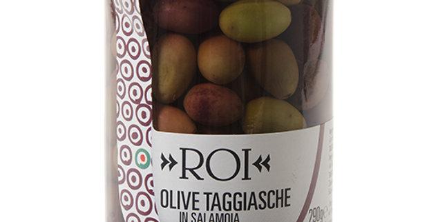 Olives à la saumure ROI 170g
