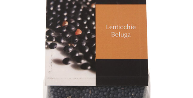 Lentilles Beluga Naturalmente 300g