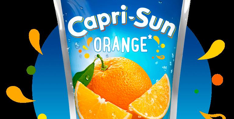 Jus de fruits Capri-Sun 20cl