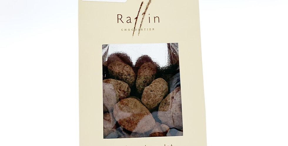 Amandes au chocolat Raffin 100g