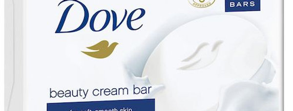 Savon beauty cream Dove 2x100g