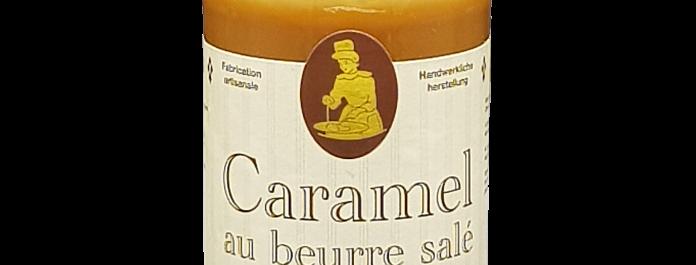 Caramel au beurre salé bocal 250g