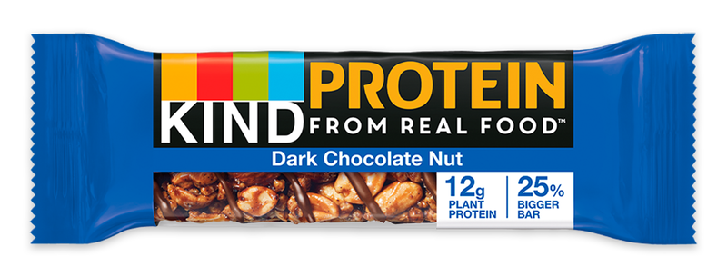 Barre chocolat noir nuts Be-Kind 40g