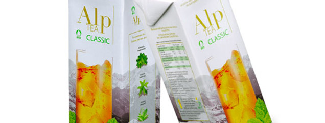 Thé classic Bio Alp Tea 1L