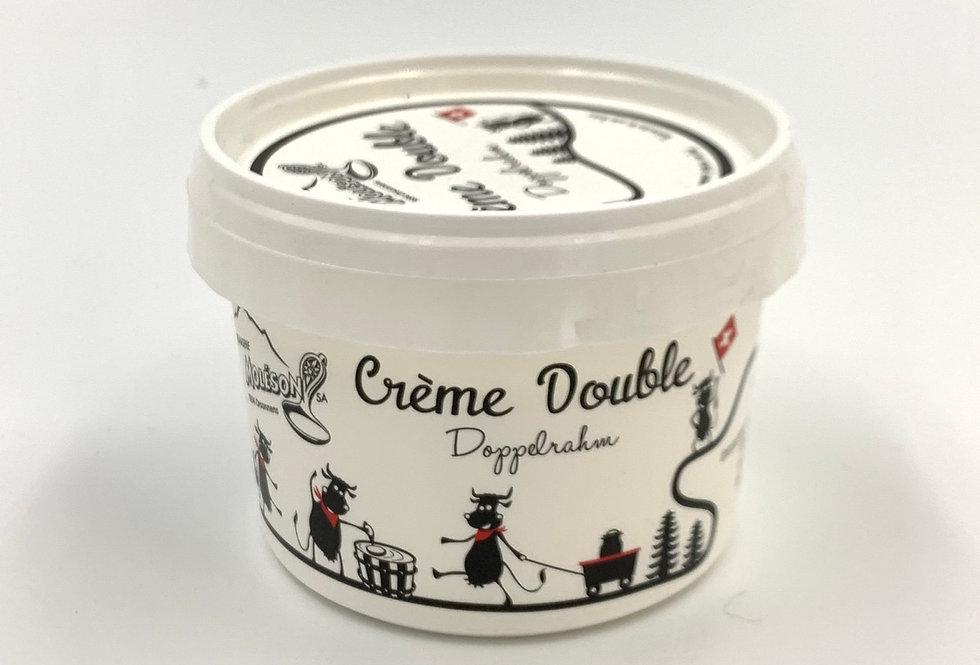 Fromagerie Moléson Crème double 200g