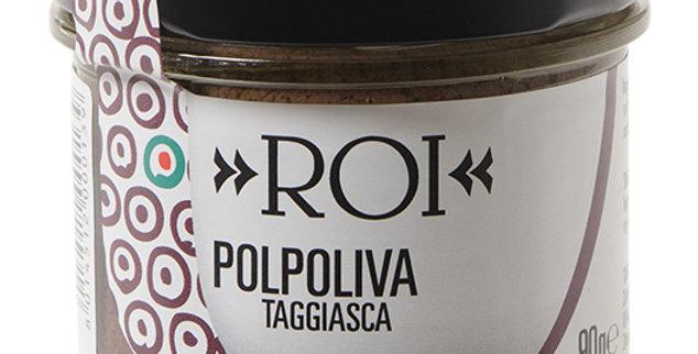 Purée d'olives rouges ROI 90g