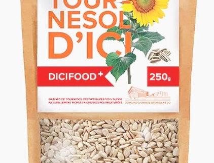 Graines de tournesol Suisse Dicifood 250g