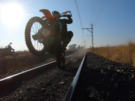 The Bronks Crew Ripping up the rails at The Bronks