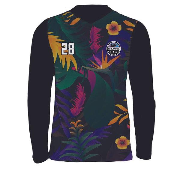 Dirt Shirt - Floral AF - Custom