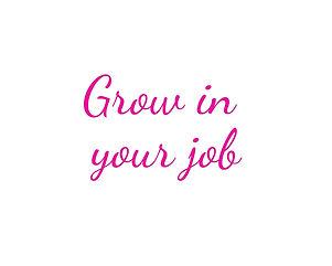Groei als manager, werknemer, zelfstandige of als team