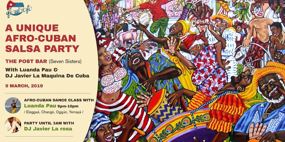 Afro-Cuban Salsa Party