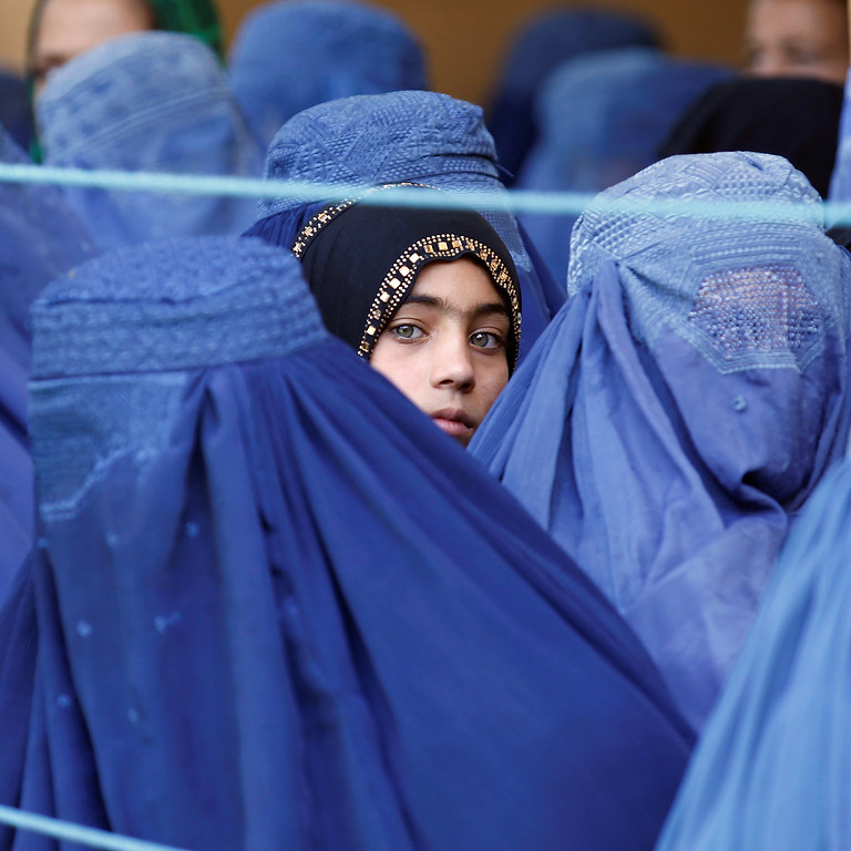 Dance for the Women of Afghanistan