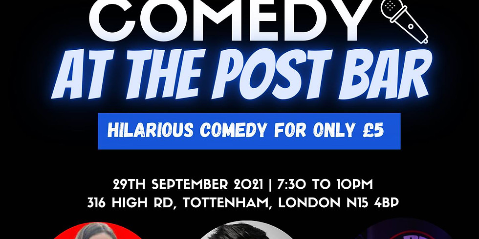 COMEDY AT THE POST
