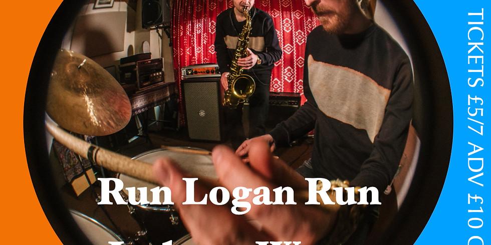 RUN LOGAN RUN + JACKSON WORM