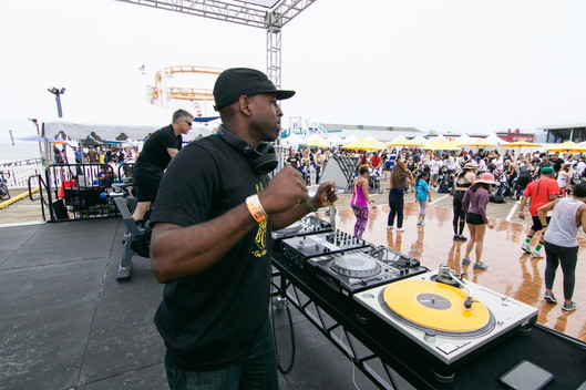 Live @ Pedal on the Pier