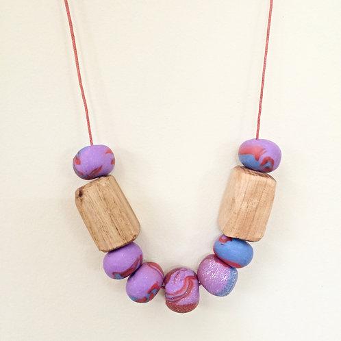 """Gabriella"" Beaded Necklace"