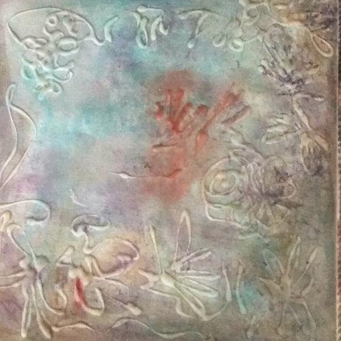 Pastel Acrylic on Canvas
