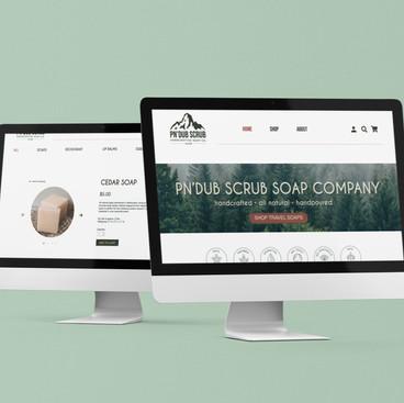 pn'dub scrub website