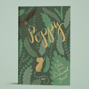 poppy book cover