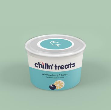 chilln' treats brand