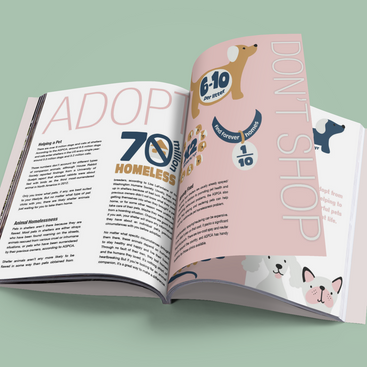 adopt dont shop magazine