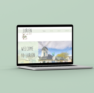 lorien website
