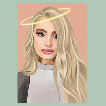demi's portrait