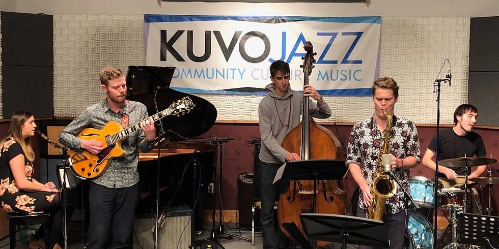 Camilla Vaitaitis Jazz Quartet @ St. Julien Hotel (Boulder)