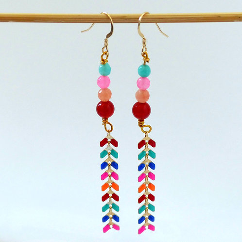 Earrings Coloria