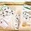Ensemble hérisson, coton bio, bain, lit, rose, vert, animal, Une touche de magie, Boutique Les créateurs de saison, Paris