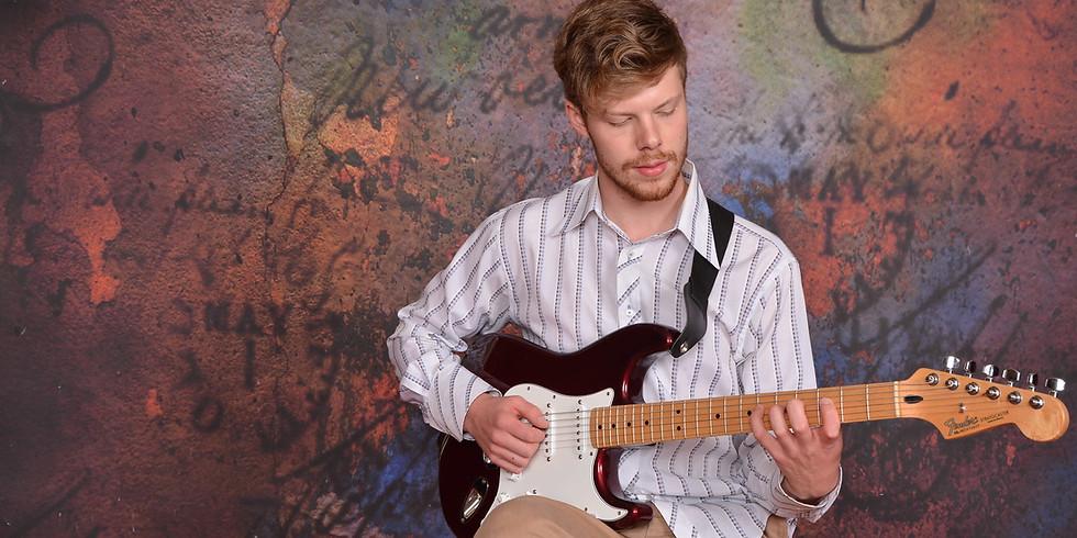Ben Parrish Quartet @ The Crimson Room