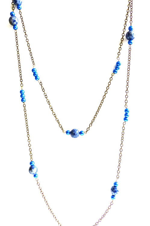 Long Necklace Câline
