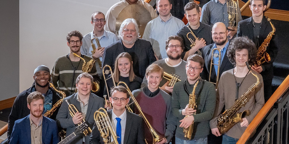 Peter Burkholder Masters Recital @ Lamont School of Music