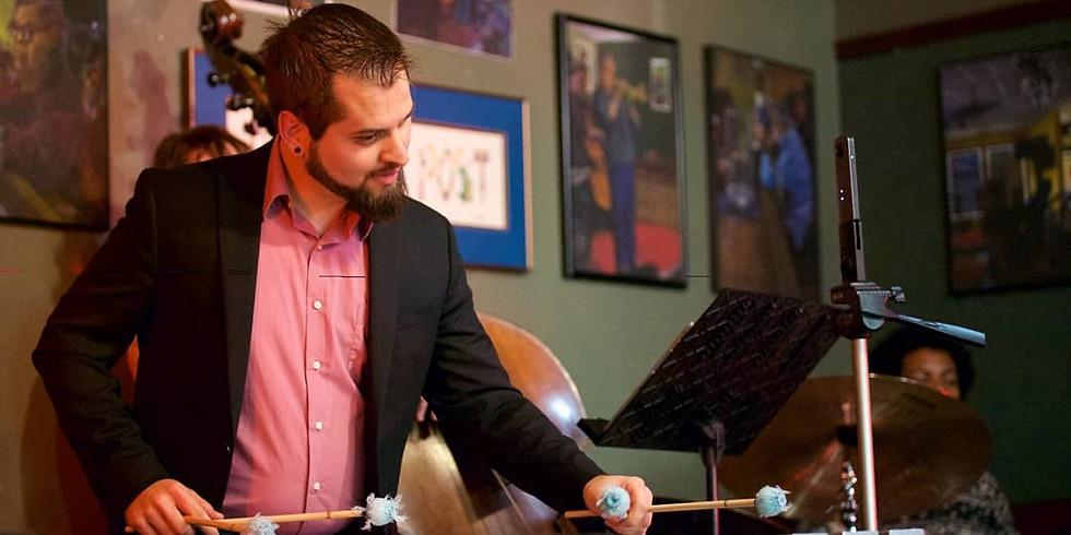 Duo w/ vibraphonist Joey Glassman at Crowfoot Valley Coffee