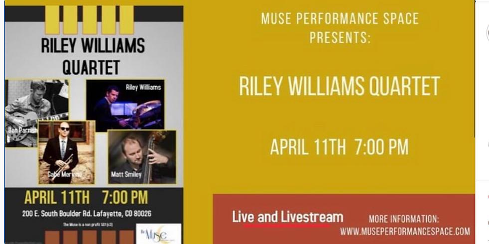 Riley Williams Quartet @ Muse Performance Space