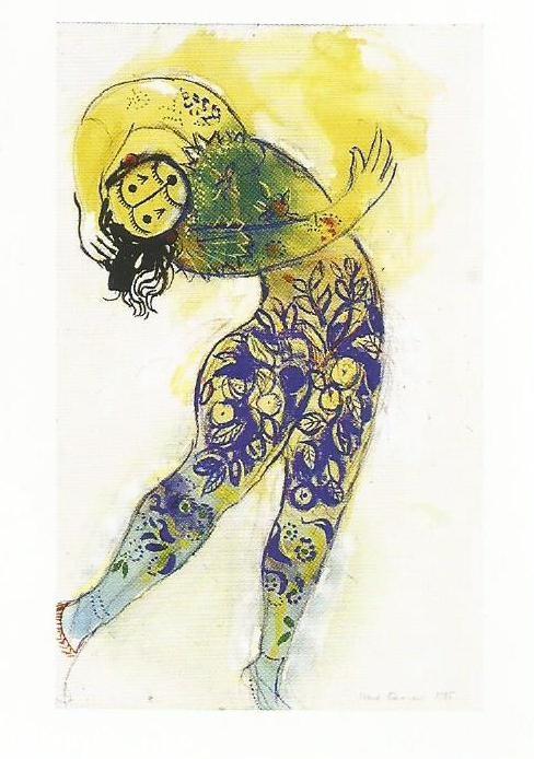 oiseau de feu chagall_Blog Le Droit à la Belle Vie ©
