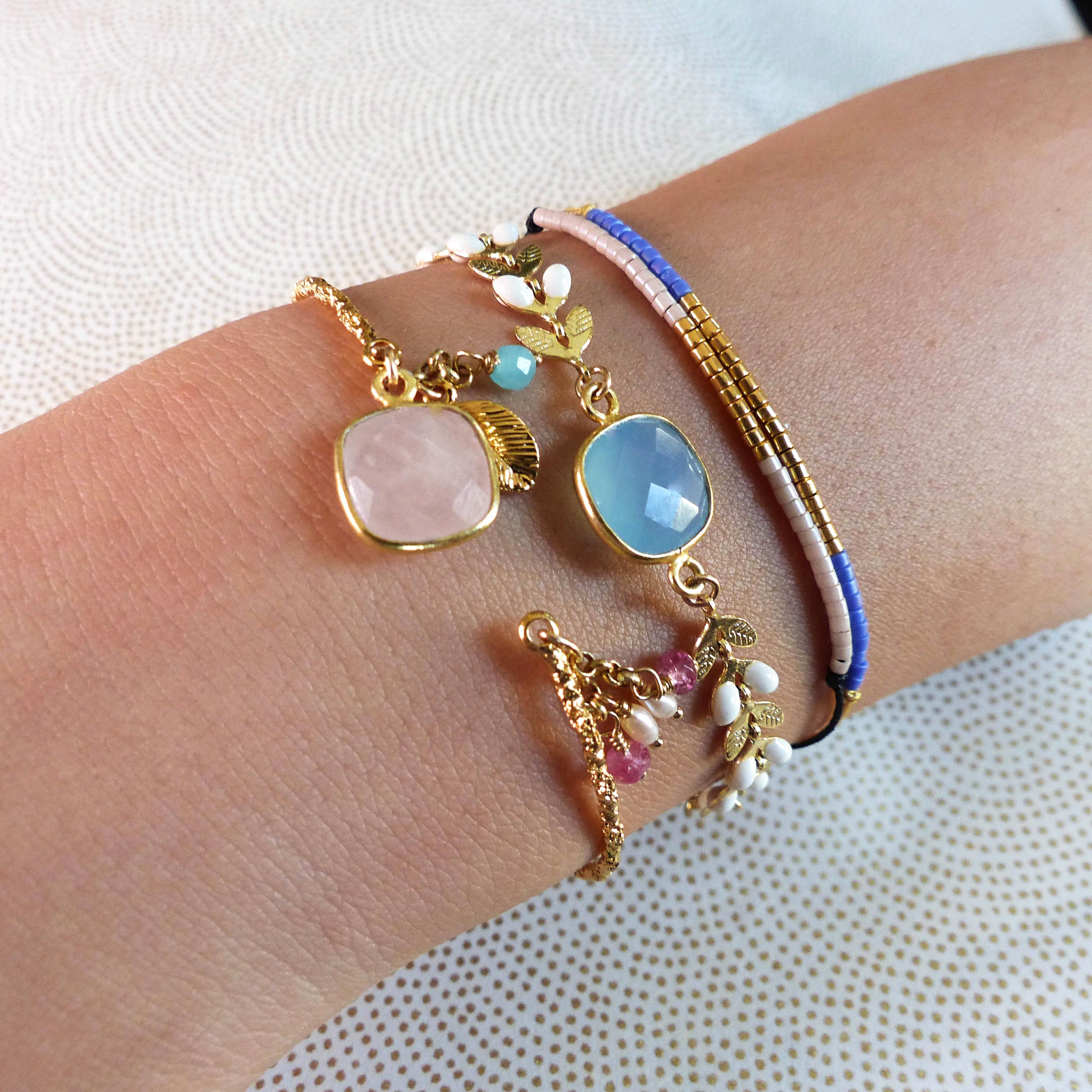 Le Droit à la Belle Vie ©_bracelet