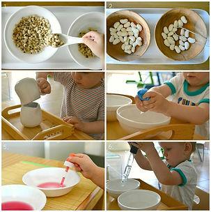 Garderie Des Enfants Modèles et Montessori