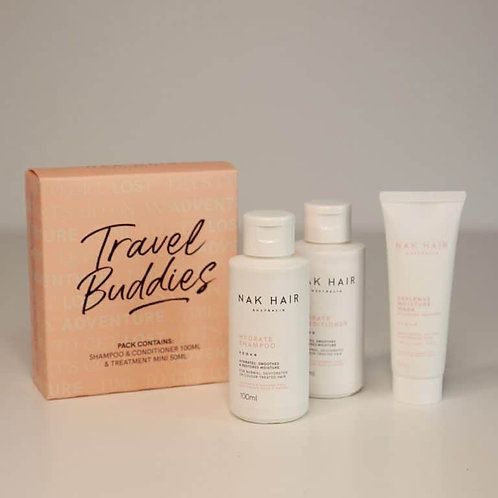 Nak Volume Travel Buddies Trio