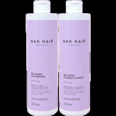 Blonde Shampoo & Conditioner