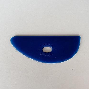 Mudtool vorm 2 blauw