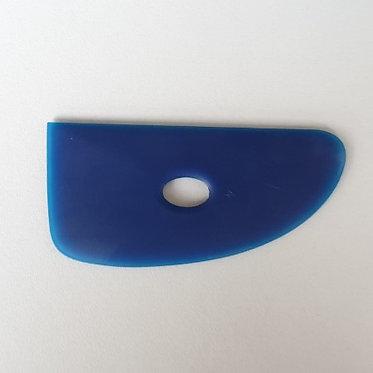 Mudtool vorm 4 blauw