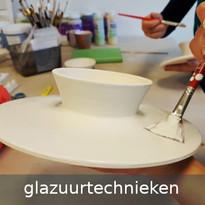 glazuurtechnieken