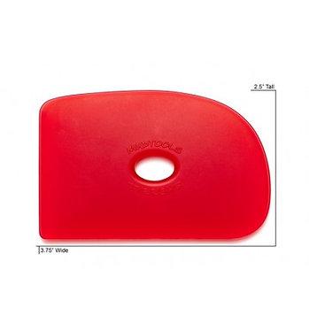 Mudtool vorm 2  rood