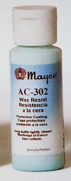 Wax resist AC 302