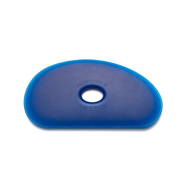 Mudtool vorm 5 blauw
