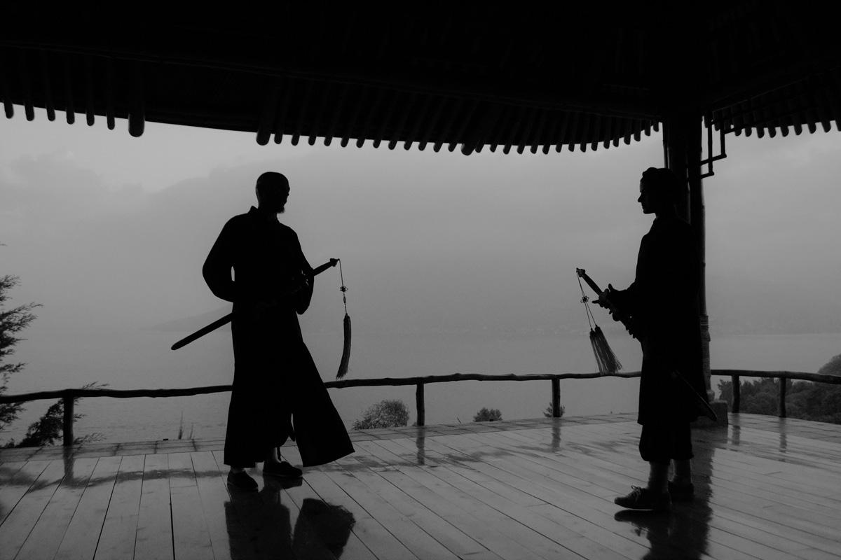 Taiji swards